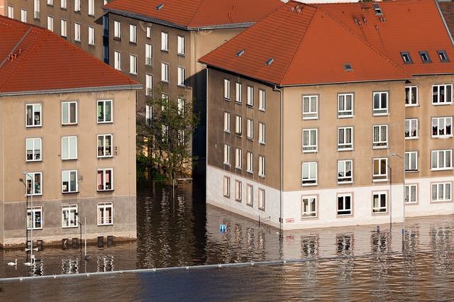 nepříjemné záplavy