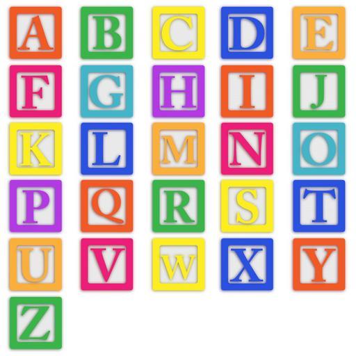abeceda kostky